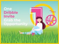 One Dribble Invite