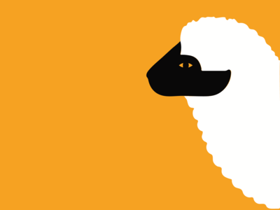 Sheep Illustration
