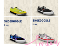 VANS SHOE DESIGNS🍒 VOTE FOR ME 🍒