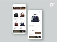 App design concept - Stella