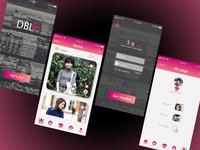 DBLB App design