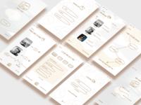 Vinyl Age App design