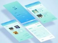 Ideal8 App design