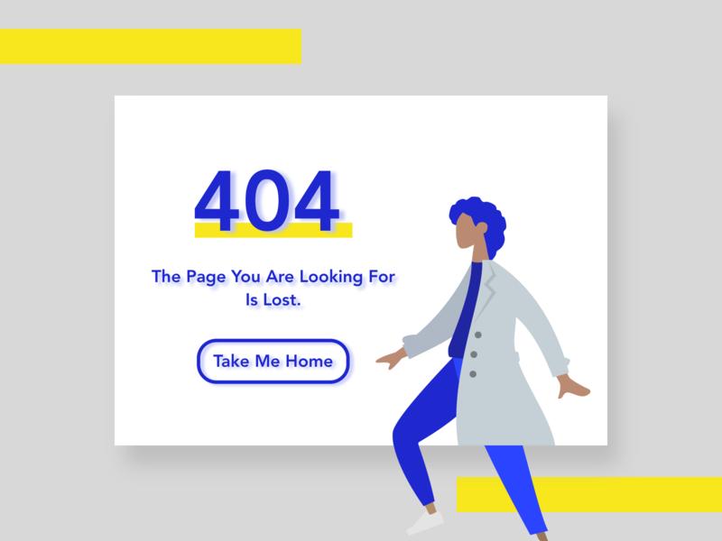 Daily UI 008 404 Error Page humaaans 404 error page 404 error 404 daily ui 008 vector illustration design ux designer daily ui challenge ui  ux dailui ui