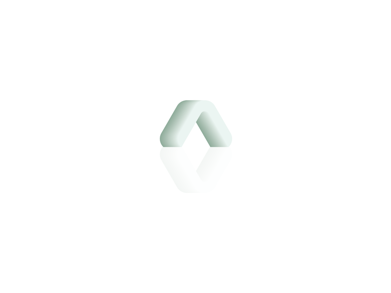Daily Logo 004 Letter A Logo daily logo challenge daily logo design logo design ui