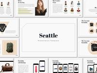 Seattle - Presentation Template