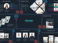Kitulah - Presentation Template