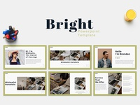 Bright - Presentation Template
