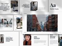 Brookly - Presentation Template