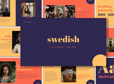 Swedish - Presentation Template