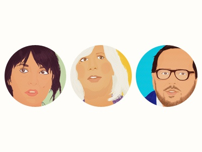 Tv Critics Illustration  illustration television le cercle