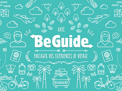 BeGuide Social Ad