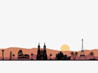 International Skyline pt.3