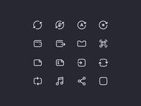 Rocketbank Icons / pt. 4