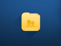 改造一个共享文件