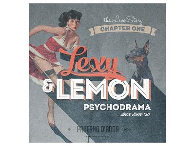 Lexy & Lemon vintage retro vintage design retro design