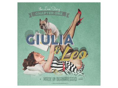 Giulia &  Leo vintage retro vintage design retro design