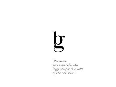 bg logo logo design