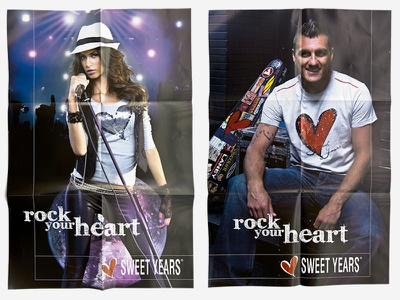 Sweet Years posters
