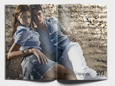 Sweet Years Jeans adv