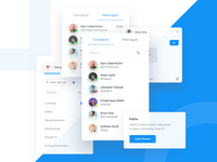 💬 Communication App - Real project