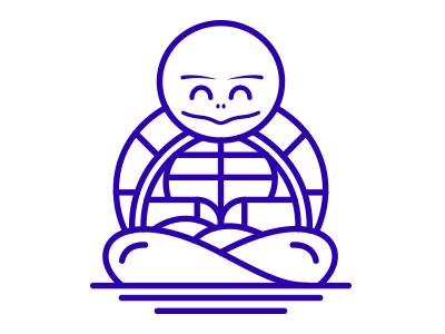 Pokemon Meditation character illustration pokemon vector lines design restudiomx