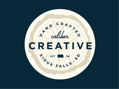 Hand Crafted Creative caliber creative graphic design design typography illustration coaster design