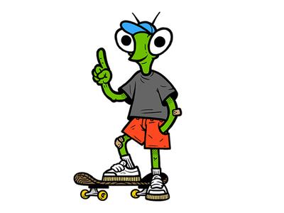Mantis Boy