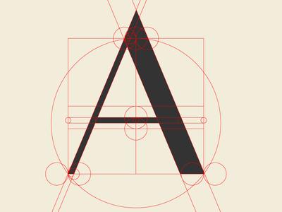 Sans-serif A