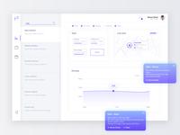 Project management - web app