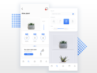 Plant - iOS app