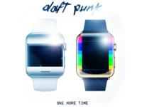 Daft Punk Apple Watch