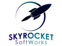 Skyrocket Logo Wall Paste