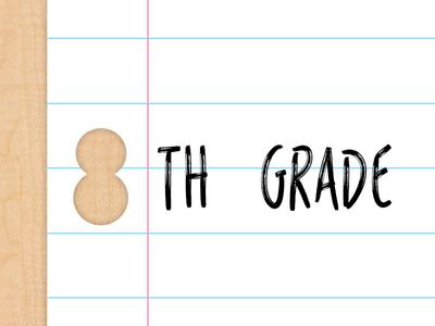 8th Grade design illustraiton