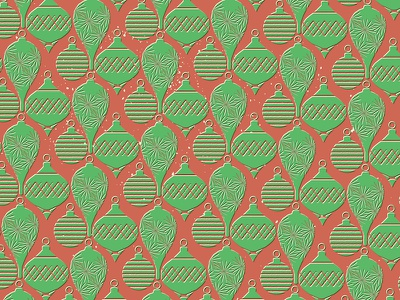 Christmas Ornaments christmas ornaments baubles printing pattern