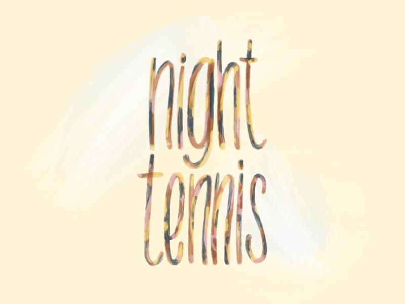 Band logotype logotype logo design logo band colourful procreate handlettering typography