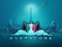 Overscor. Logo design
