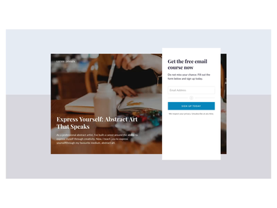 Product gif - Creating a landing page product gif gif