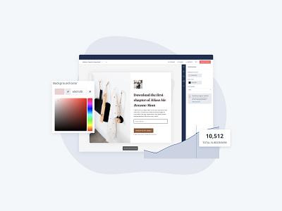 Product illustrations product illustration marketing design illustration