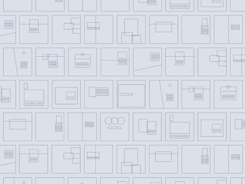 Landing page template outlines template outline outline illustration illustration