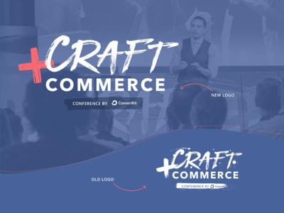 Craft + Commerce brand update
