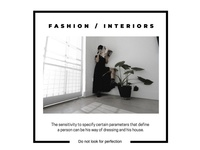 Fashion Editable Banner