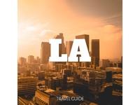 LA Editable Banner