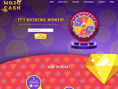 Mojo cash game