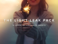 Light Leak Preset Pack
