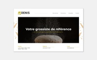 Ets Denis 🥖 | Redesign