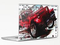 Re:Jeep MBP/iPad Skin