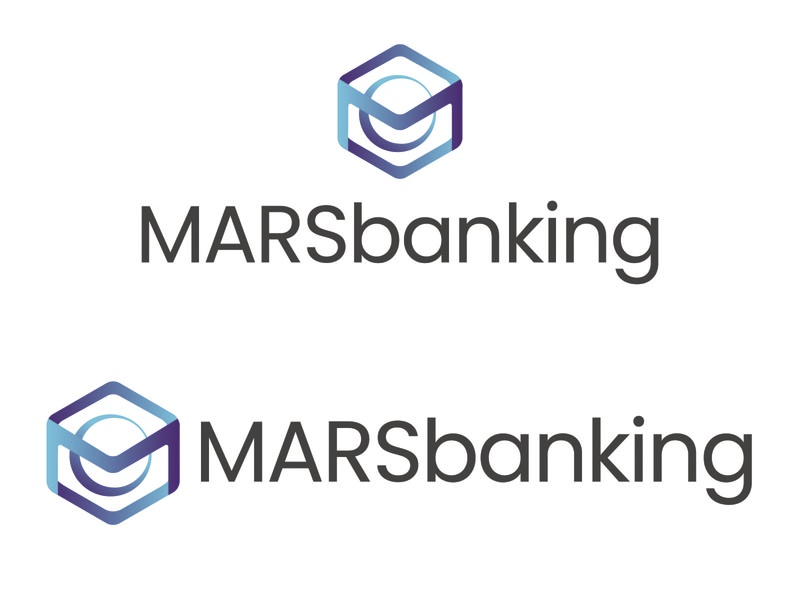 MARSbanking ux branding logo