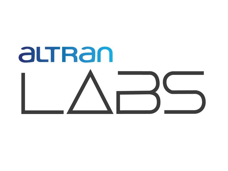 Altran LABS ux logo branding