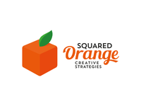 Squared Orange - Creative Strategies | Logo Design